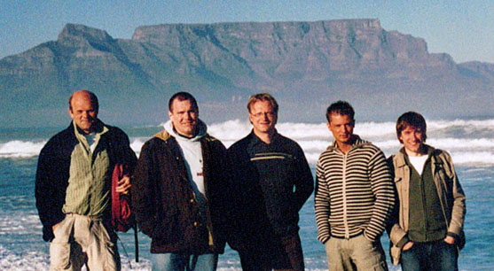 Group 2008 at Cape Town